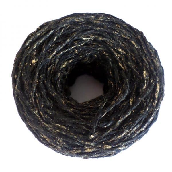 Gold Sparkling Yarn