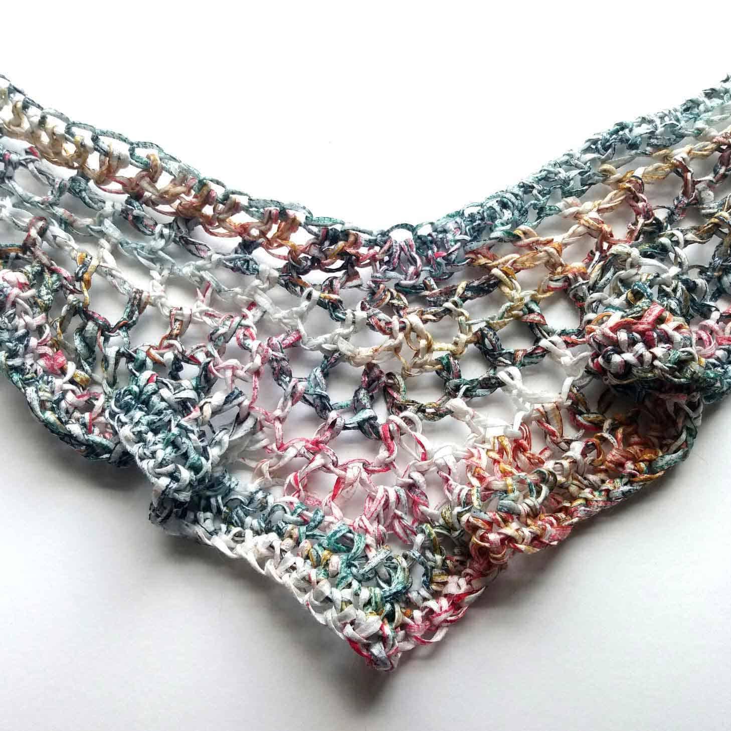 point-shawl