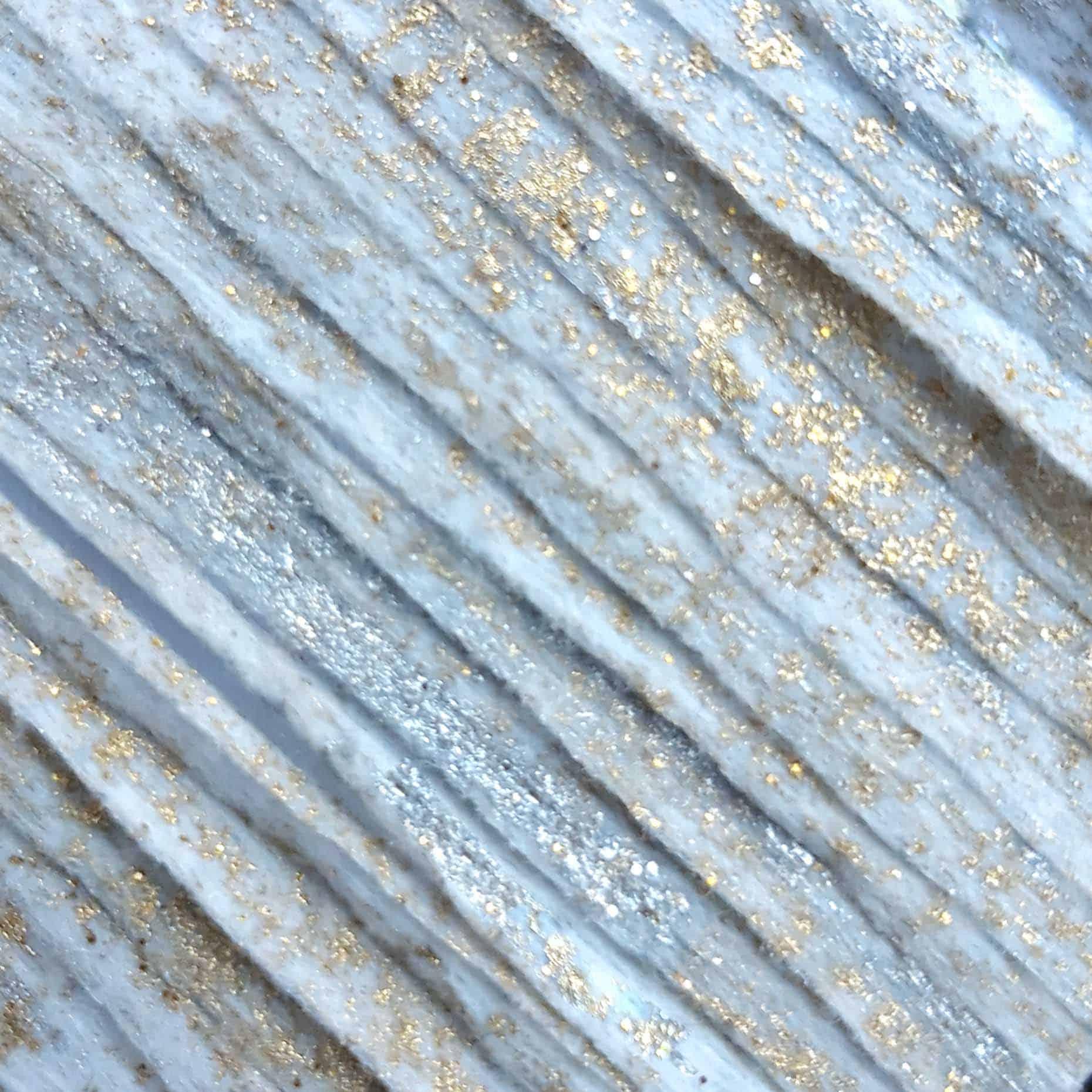 Gold and Silver Rayon Yarn