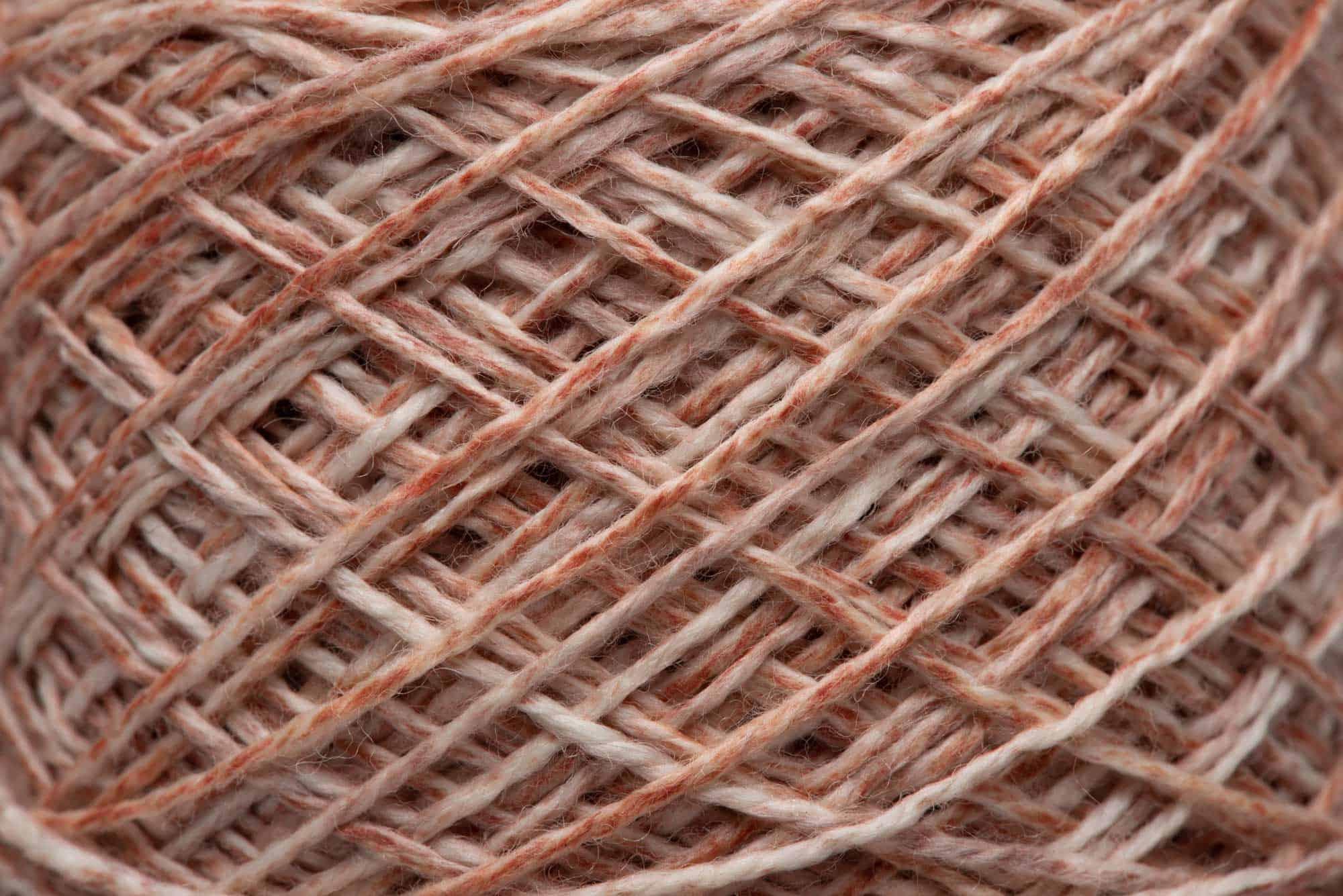 Copper Oxide-dyed 100% Merino Wool