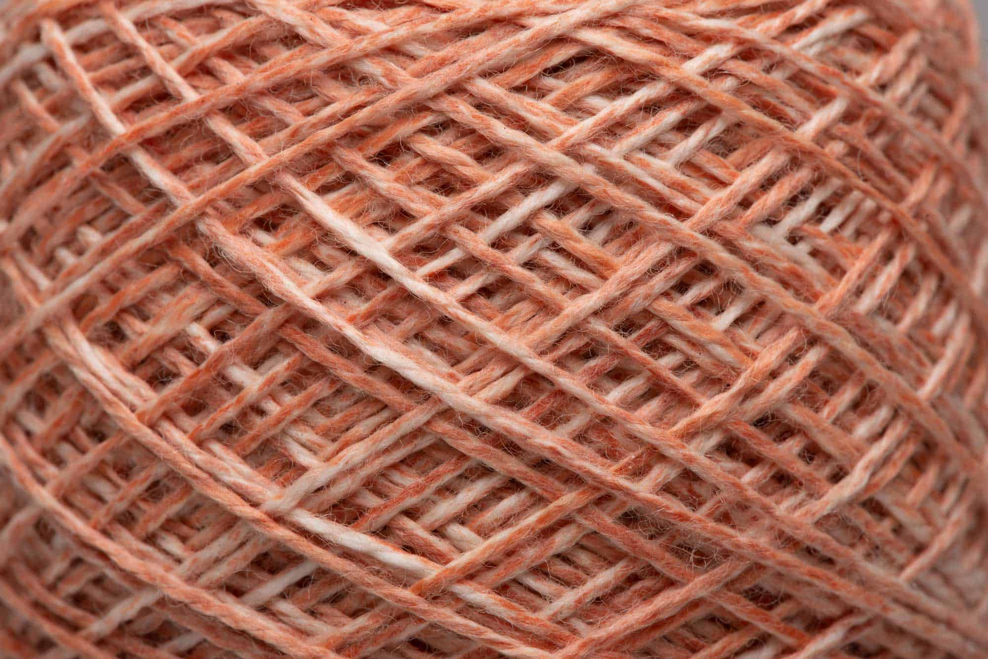 Red Earth-dyed 100% Merino Wool